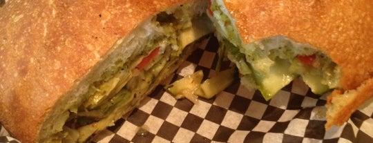 Bon Fresco Sandwich Bakery is one of Dining.
