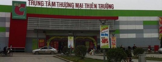 BigC Nam Dinh is one of Big C Việt Nam.