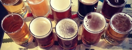 Wynkoop Brewing Co. is one of All-time favorites in United States.