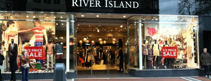 River Island is one of Fix.