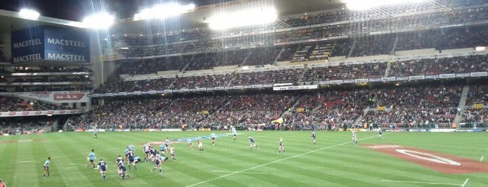 Newlands Rugby Stadium is one of My Bucket List.