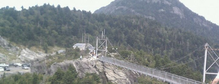 Grandfather Mountain is one of ELS/Johnson City.