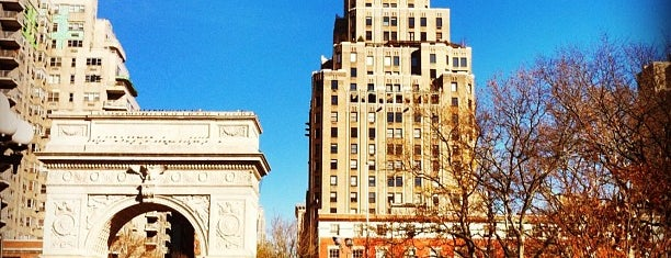 Washington Square Park is one of New York City's Must-See Attractions.