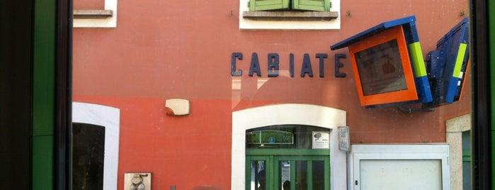 Stazione Cabiate is one of Linee S e Passante Ferroviario di Milano.