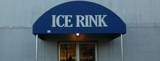 Jax Ice and Sports Plex is one of Hoiberg's Favorite Places in JAX.