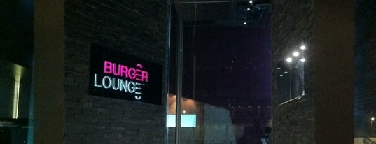 Burger Lounge is one of Burgers Top Picks - Bahrain.