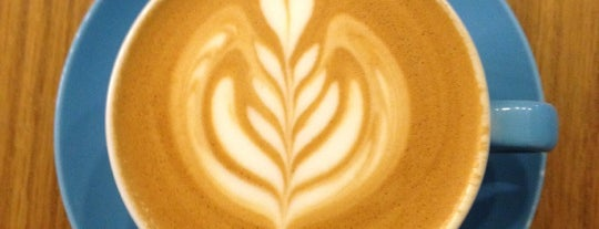 Prufrock Coffee is one of /r/coffee.