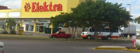 Elektra is one of Guide to Mérida Municipality's best spots.