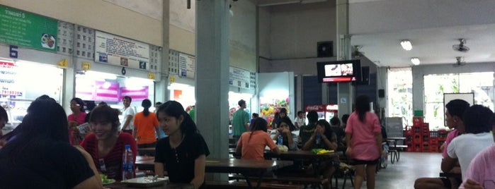 Residence of Chulalongkorn University's Canteen is one of Chulalongkorn University.