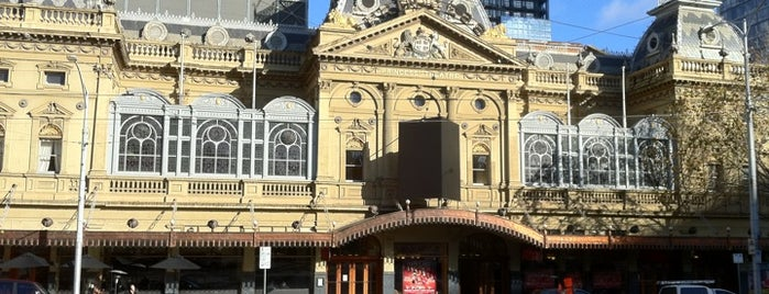 Princess' Theatre is one of Quintessential Melbourne.