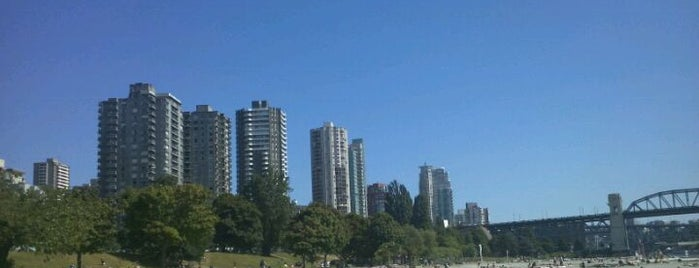 English Bay Beach is one of Best places in Vancouver, Canada.