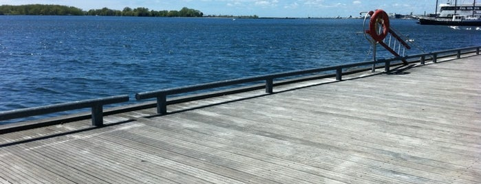 Harbourfront is one of Toronto City Guide #4sqCities.