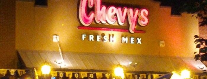Chevys Fresh Mex is one of Restaurants.