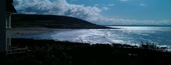 Croyde Bay is one of Surf Locations.