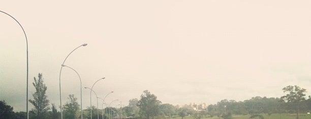 Ponte das Garças is one of Brasília.