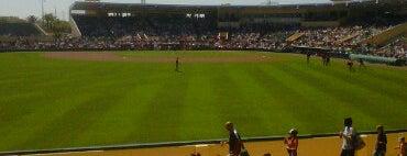 Osceola County Stadium is one of Grapefruit League.