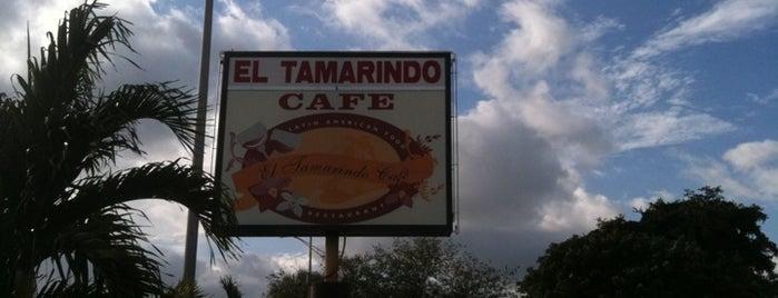 El Tamarindo Café is one of 20 favorite restaurants.