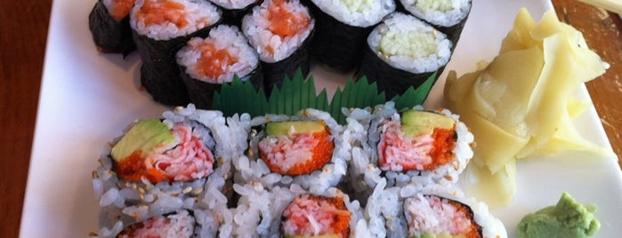 Sushi Choshi is one of Favorite Casual Eats in NYC.