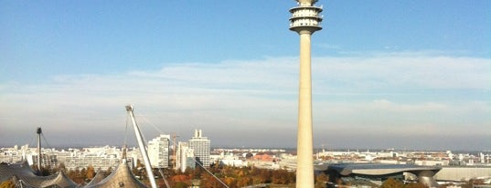 Olympiapark is one of Munich And More.
