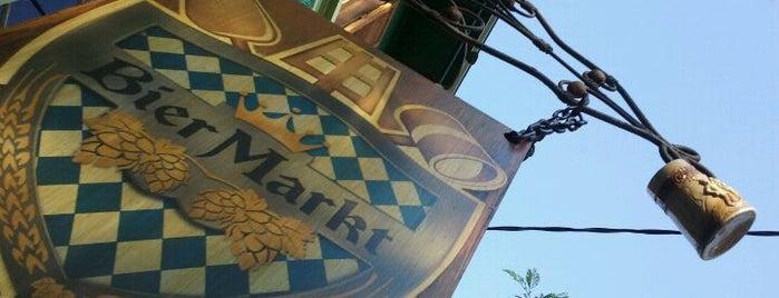 BierMarkt is one of Nightlife in Porto Alegre.
