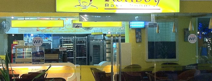 Roti Boy is one of Venue Of Mal Bali Galeria.