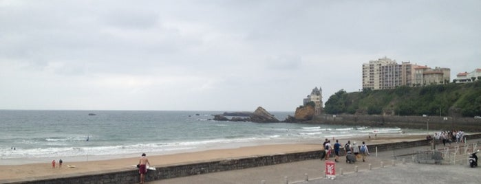 Bar de La Cote is one of Nice Place in Biarritz France.