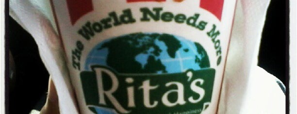 Rita's Italian Ice is one of Popular places.