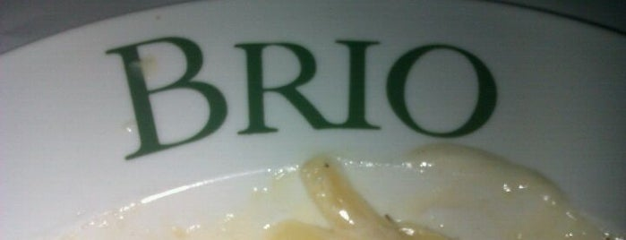 Brio Tuscan Grille is one of 20 favorite restaurants.