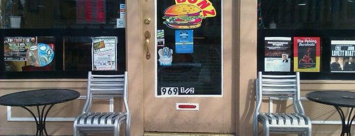 Bunz is one of Favorite Restaurants in the 'Ville.
