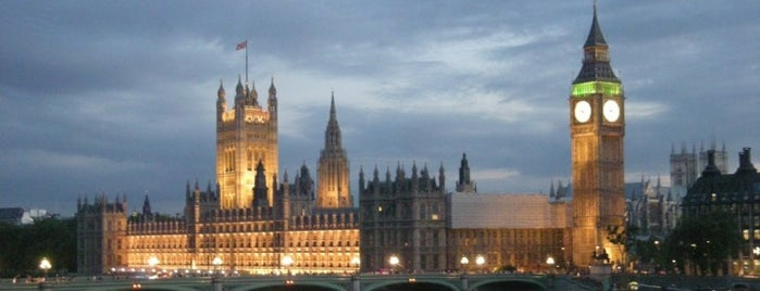 Houses of Parliament is one of London City Badge - London Calling.