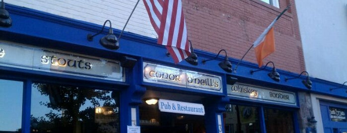 Conor O'Neill's is one of Ann Arbor Favs.