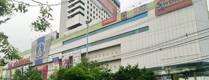 Imperial World Ladprao (อิมพีเรียล เวิลด์ ลาดพร้าว) is one of All-time favorites in Thailand (#2).