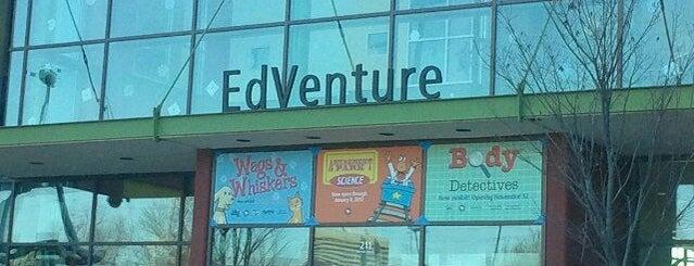EdVenture is one of CaffeinatedCAE.