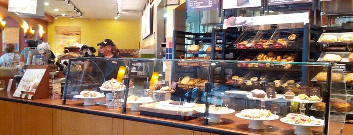 Panera Bread is one of My favorites for Coffee Shops.