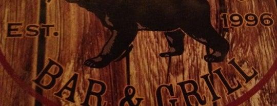 Black Bear Bar & Grill is one of Nightlife.