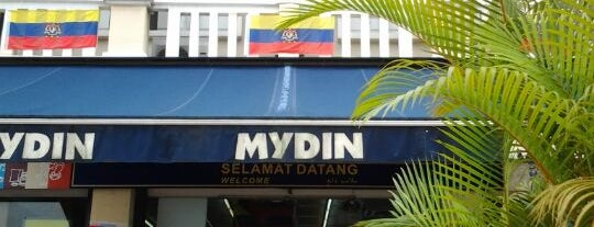 Mydin Bazar is one of Guide to Putrajaya's best spots.