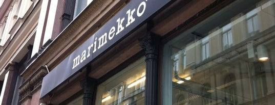 Marimekko Marikulma Flagship Store is one of #myhints4Helsinki.