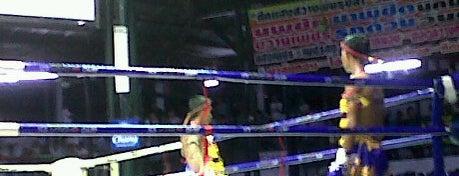 Lumpinee Boxing Stadium is one of Visit: FindYourWayInBangkok.