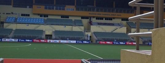 Stadium at Bukit Jalil