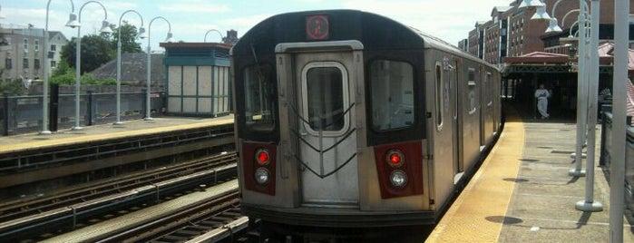 MTA Subway - Freeman St (2/5) is one of MTA Subway - 2 Line.