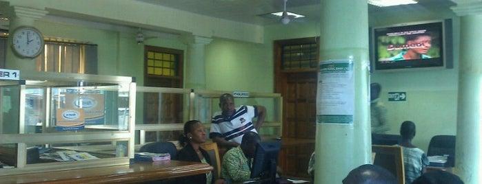 Asokore Rural Bank is one of Must-visit Banks in Kumasi.