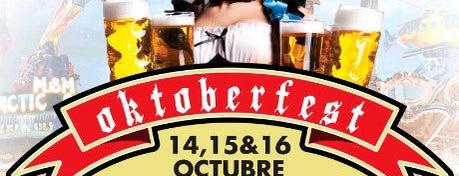 Oktoberfest: Festival de Cervezas is one of Events.
