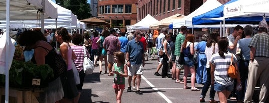 South End Open Market @ SoWa is one of Nearby Neighborhoods: The South End.