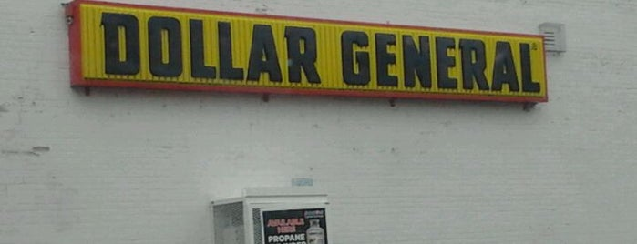 Dollar General is one of My home.