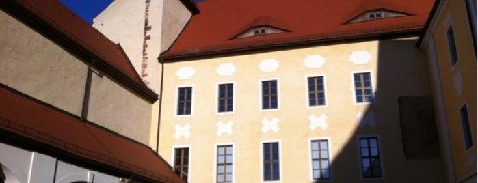 Burg Gnandstein is one of Burgen und Schlösser.