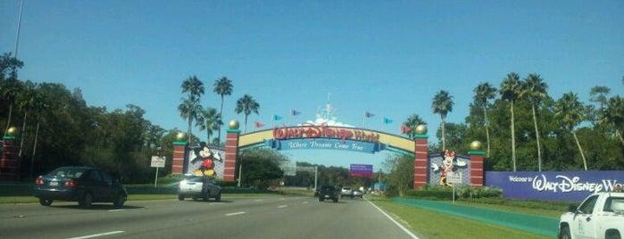 Walt Disney World Resort is one of Disney Adventure.