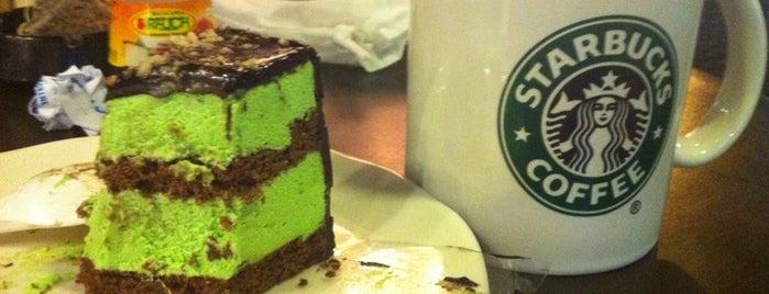 Starbucks is one of Top picks for Restaurants.