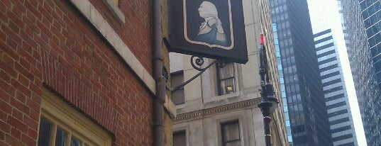 Fraunces Tavern Museum is one of New York New York.