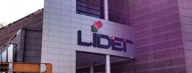 C.C. Líder is one of Lugares Conocidos Caracas.