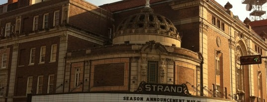 Strand Theatre is one of Tour de Shreveport.